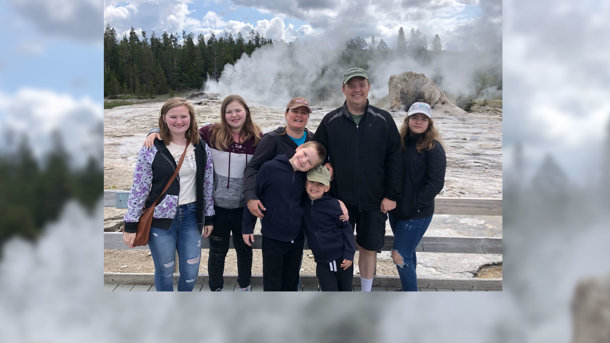 Header Image - Yellowstone Visit